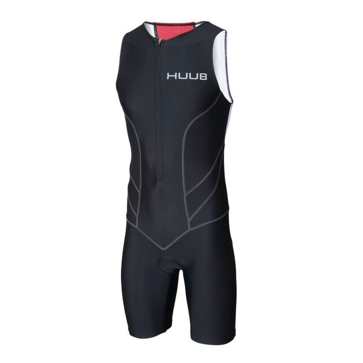 HUUB Men's Essential Tri Suit - Medium Black | Tri Suits