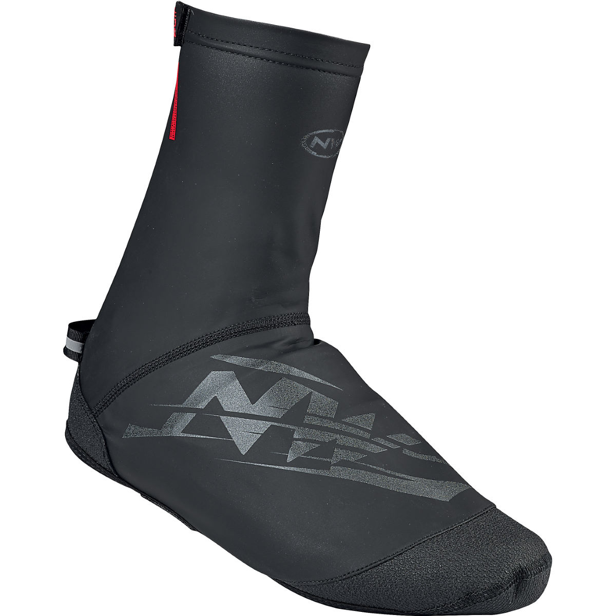 Couvre-chaussures VTT Northwave Acqua - S Noir Couvre-chaussures