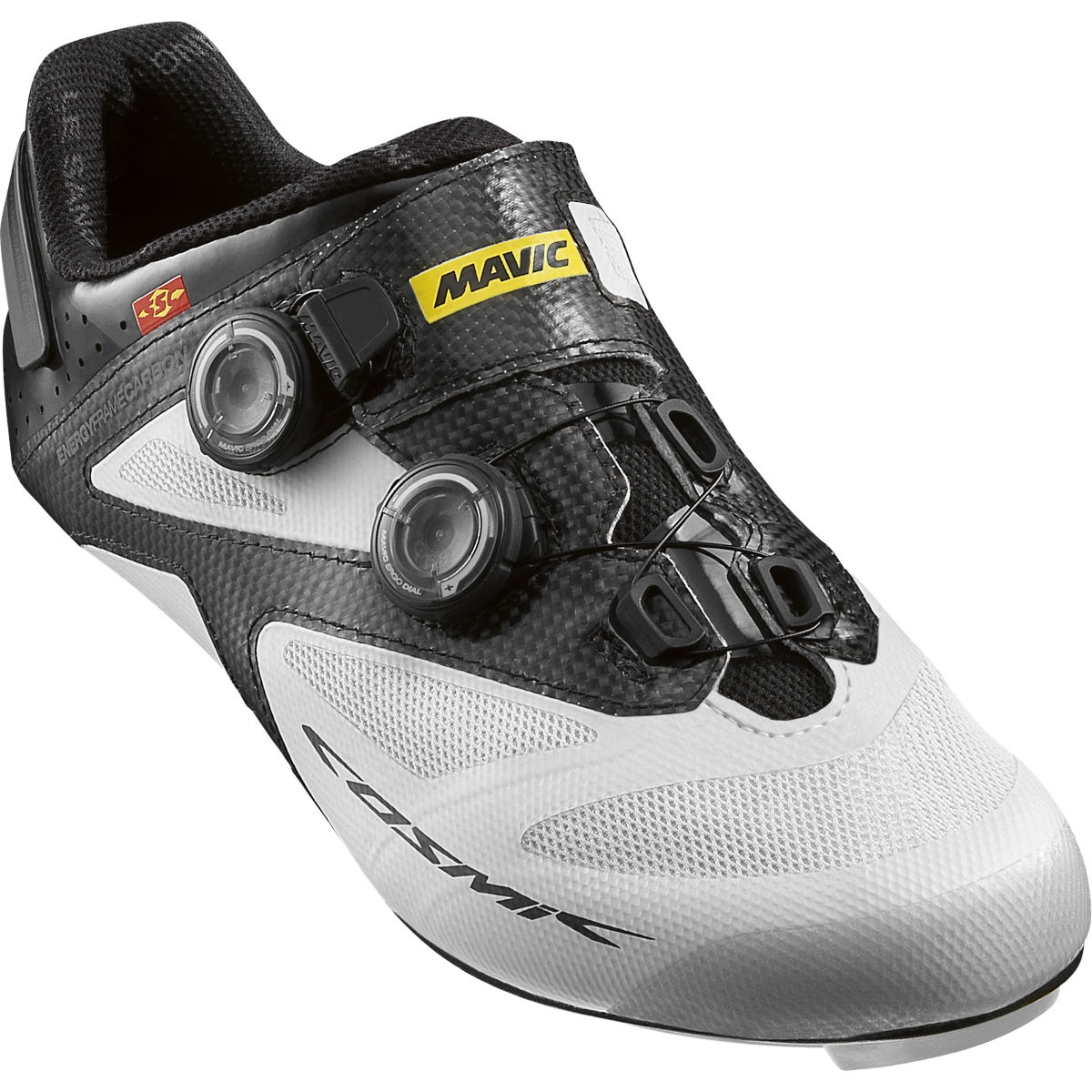 Chaussures de route Mavic Cosmic Ultimate II - 4 Blanc