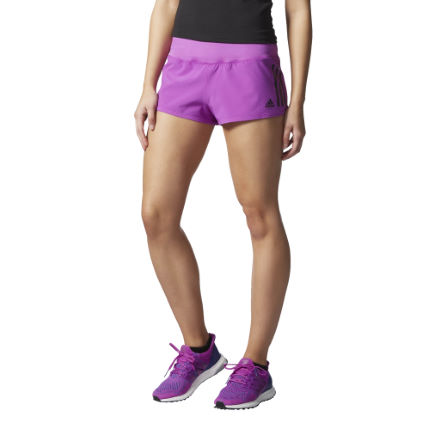 Adidas Women's 3-Stripes Gym Shorts (AW16)