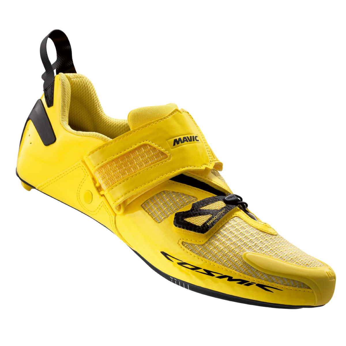 Chaussures de triathlon Mavic Cosmic Ultimate - 6 Jaune Chaussures de triathlon