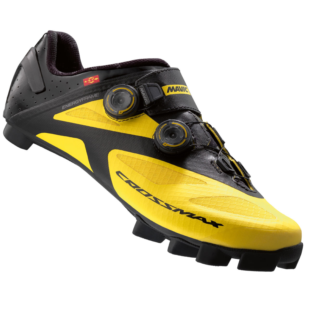 Chaussures VTT Mavic Crossmax SL Ultimate - 4 Jaune