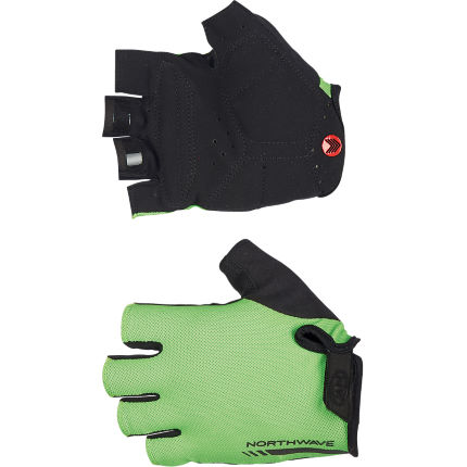 Northwave Jet Short Finger Gloves
