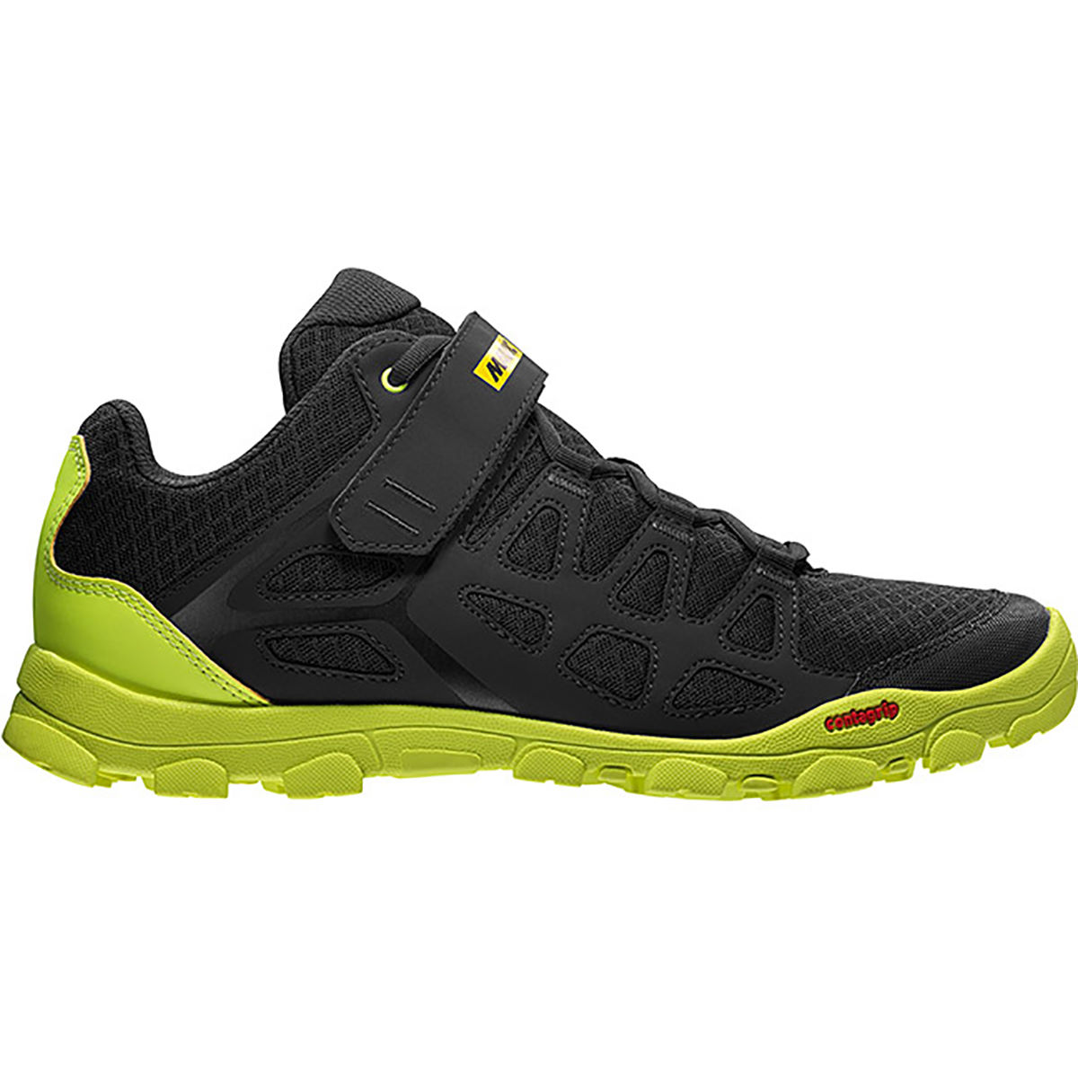 Chaussures VTT Mavic Crossride - 10.5 Pirate Black/Pirate