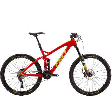 Mountain bike Felt Decree 3 (2017)