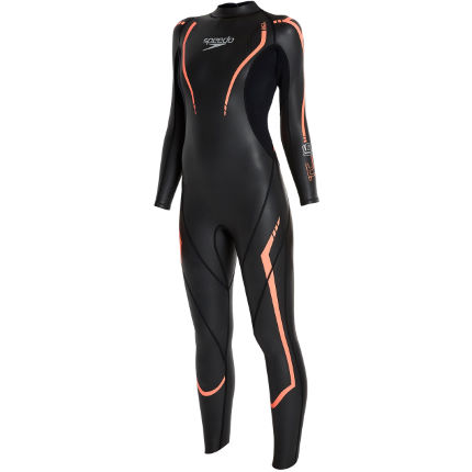 Speedo Thin Comp TC16 wetsuit voor dames