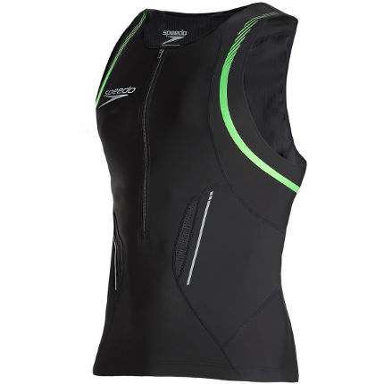 Top de triatlón Speedo Comp E16