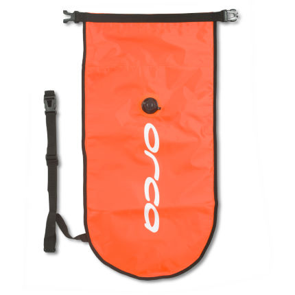 Orca boei and Dry Bag tas
