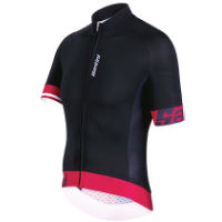 Santini Sleek 2 Aero Short Sleeve Jersey
