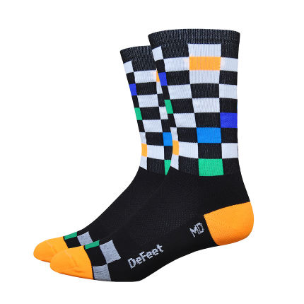 Chaussettes DeFeet Fast Times