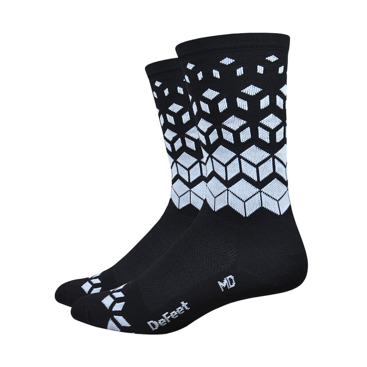 Chaussettes DeFeet Aireator On The Rocks (15 cm environ) - S