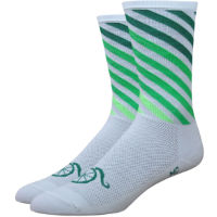 DeFeet Handlebar Moustache Decade Pro Socks