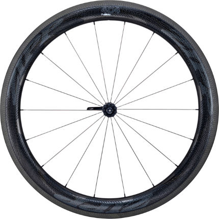 Zipp 404 NSW Full Carbon Clincher Front Wheel