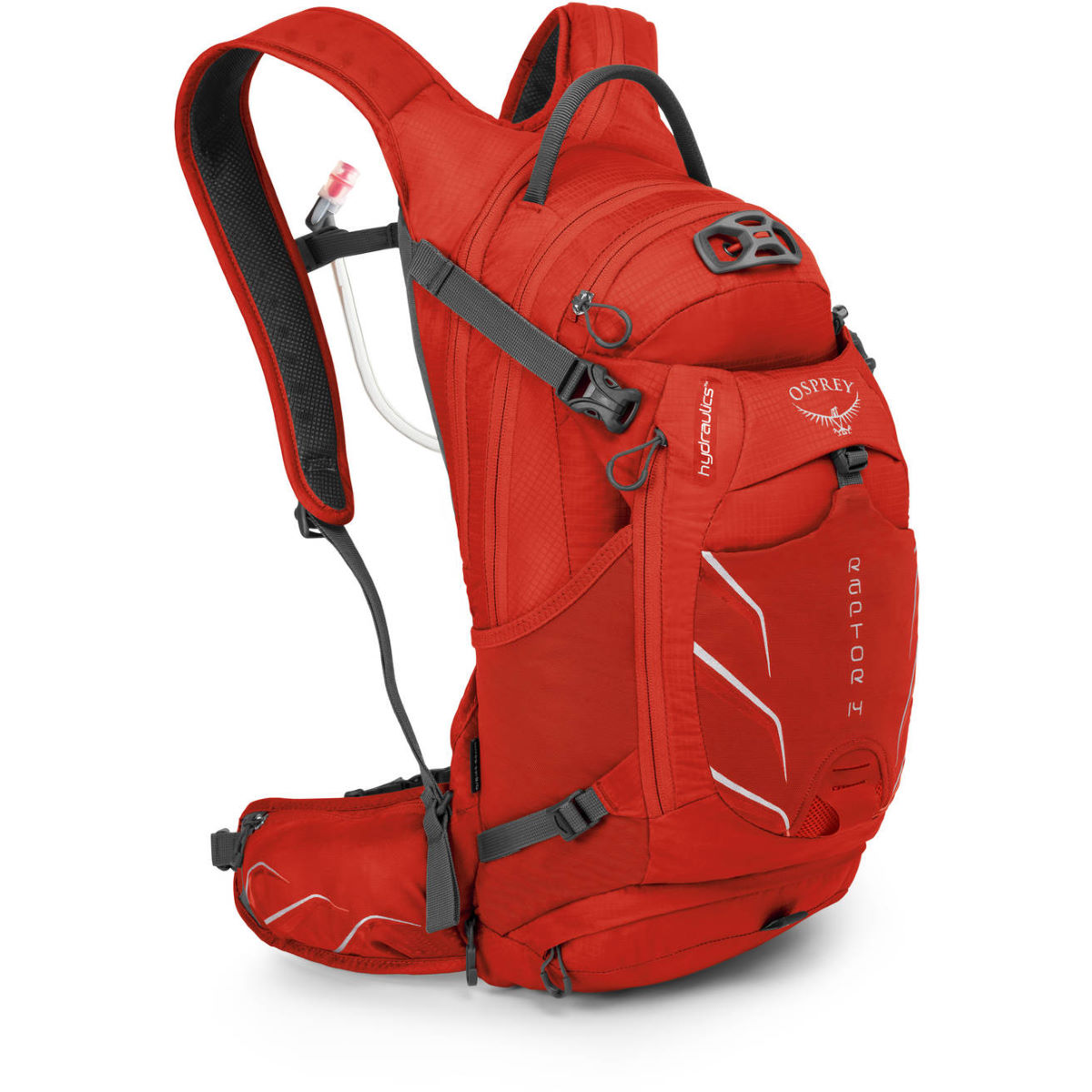 Sac d'hydratation Osprey Raptor 14 - Taille unique Rouge