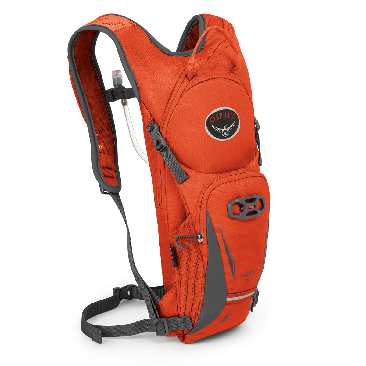 Sac d'hydratation Osprey Viper 3 - Taille unique Orange