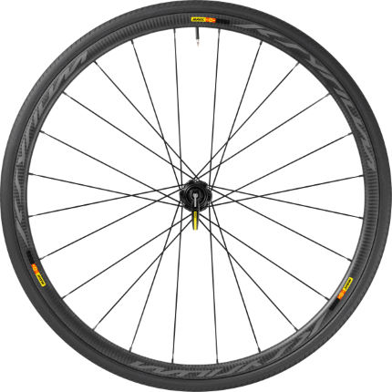 Mavic Ksyrium Pro Carbon SL Disc Front Wheel (WTS)