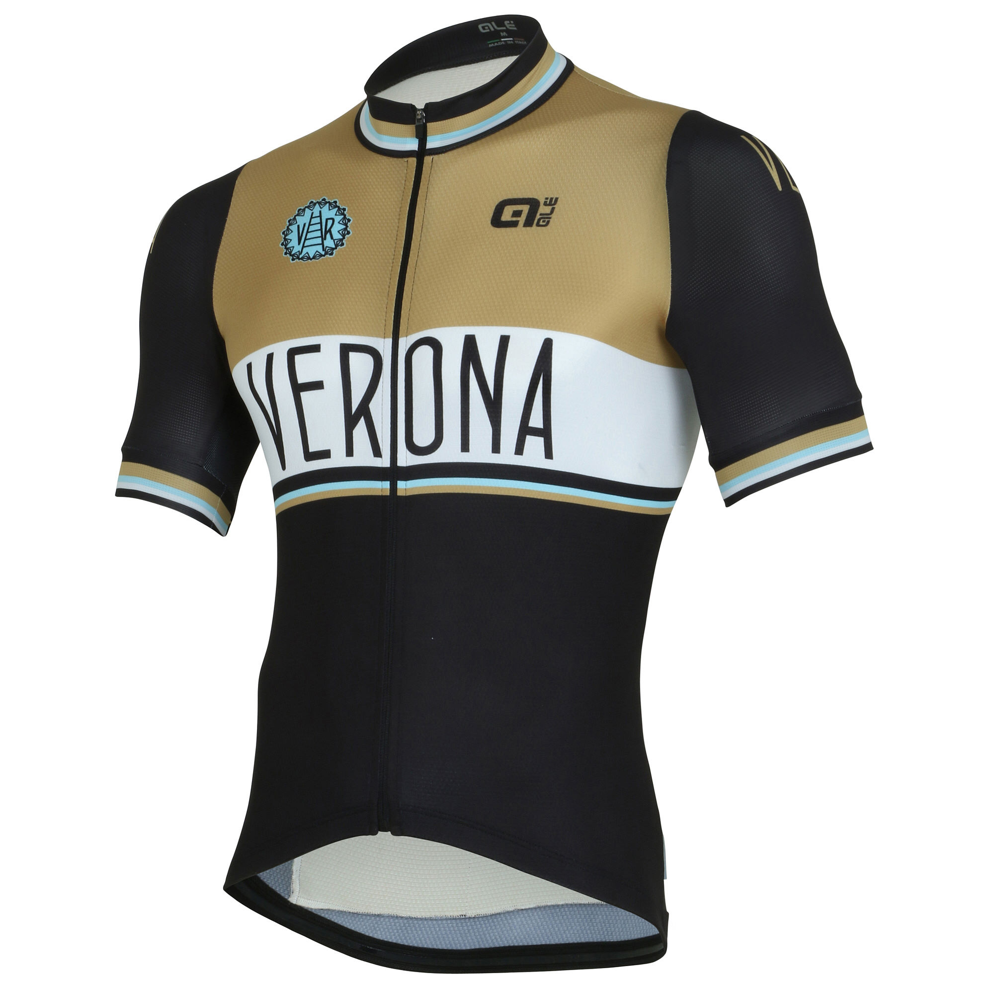 Al classic verona jersey short sleeve jerseys for Uniform verona