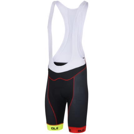 Alé Exclusive Graphics Formula 1.0 Chevron Bib Shorts