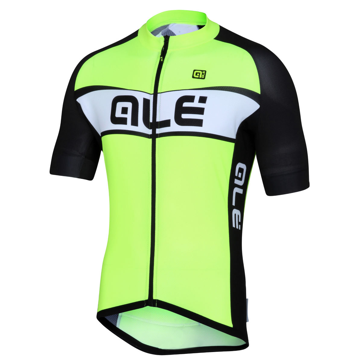 Alé Graphics Excel Criterium Jersey - Large Yellow