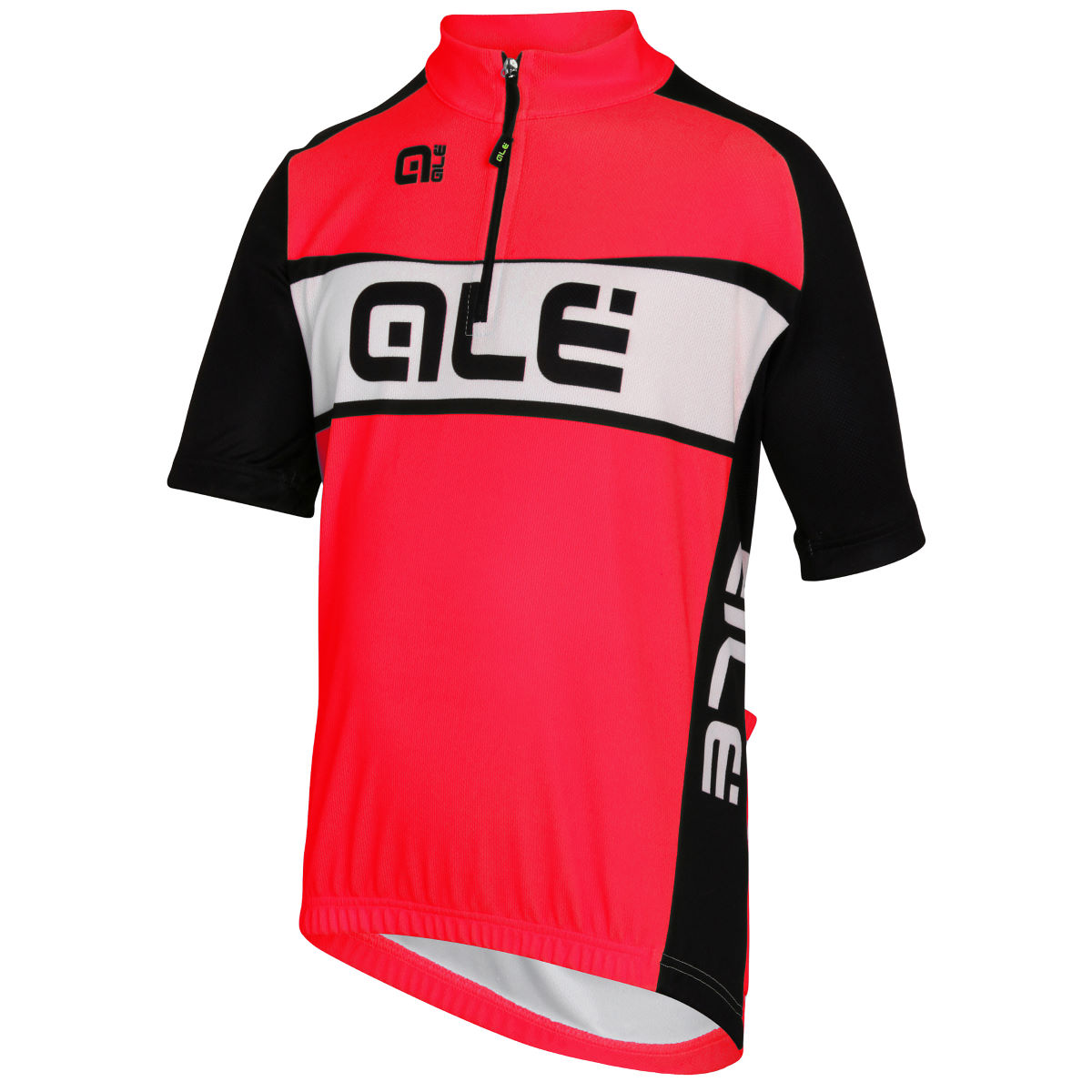 Alé Kids Graphics Excel Corsa Jersey - 8 years Red