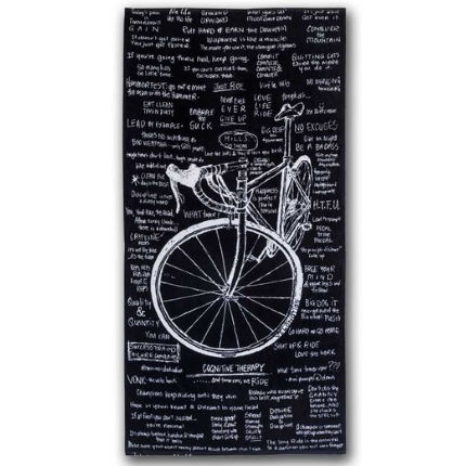 Cycology Cognitive Therapy Towel