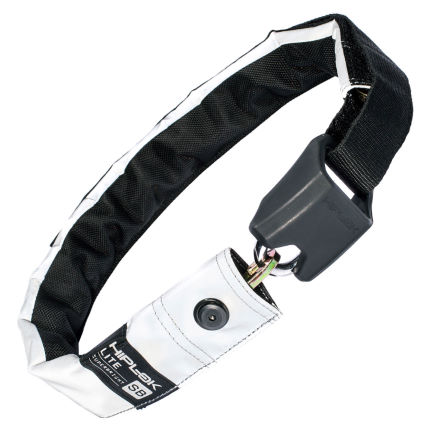 Hiplok Lite Superbright Wearable Bicycle Chain Lock