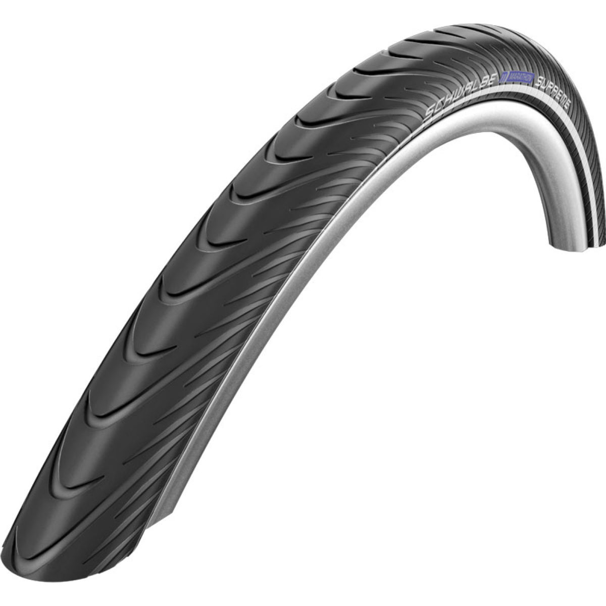 Pneu Schwalbe Marathon Supreme HD-Speed (souple) - 27.5' 1.6' Noir