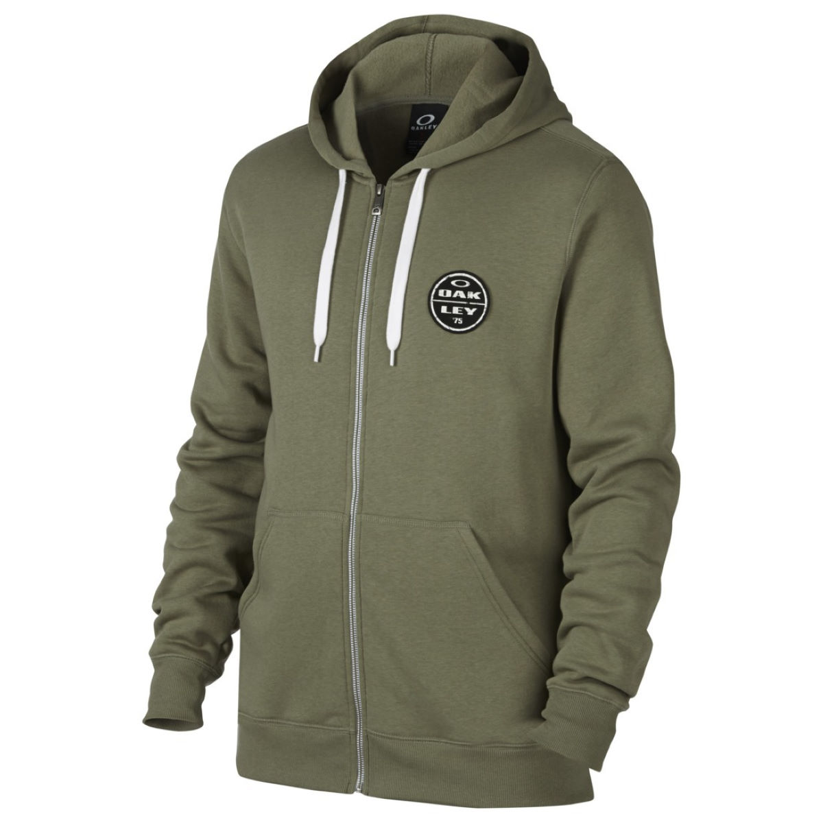 Oakley Patch Fleece (SS16) - Large Green | Jumpers and Hoodies