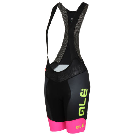 Alé Women's Graphics R-Ev1 Master Bib Shorts