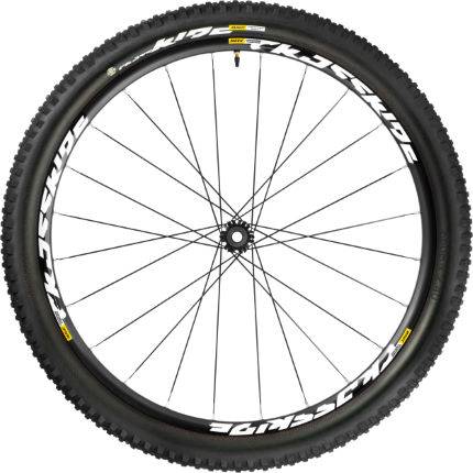 Roue avant Mavic Crossride Quest 27,5 pouces (WTS, tubeless)