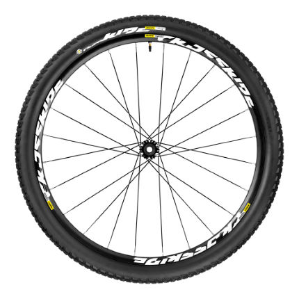 "Mavic Crossride Tubeless Pulse 29"" Front Wheel (WTS)"