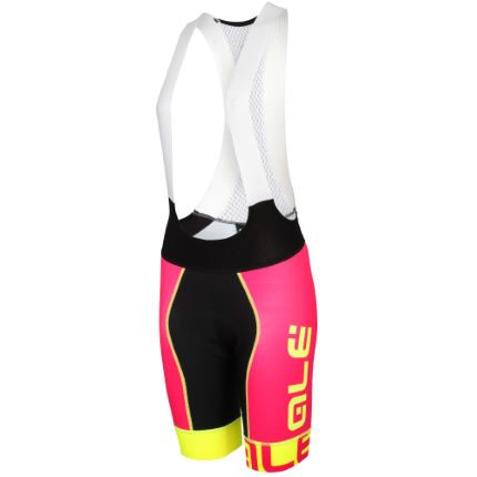 Alé Women's Graphics PRR Arcobaleno Bib Shorts