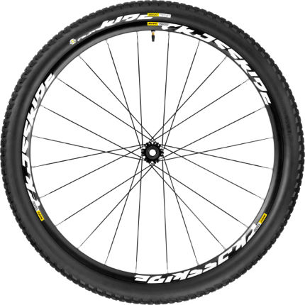 "Mavic Crossride Tubeless Pulse 27.5"" Front Wheel (WTS)"