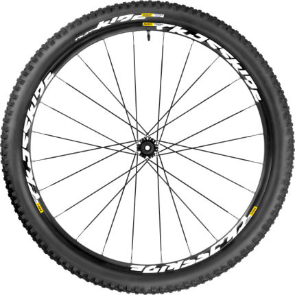 "Mavic Crossride Light 27,5"" Vorderrad (WTS)"