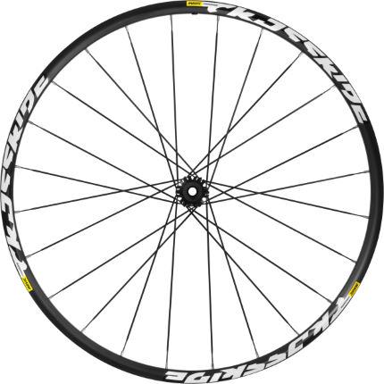 "Mavic Crossride 27.5"" Front Wheel"