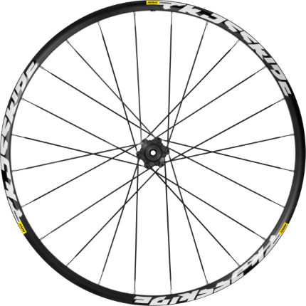 "Mavic Crossride 29"" Hinterrad"
