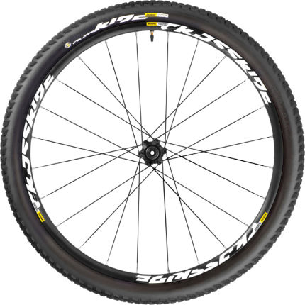 "Rueda trasera Mavic Crossride Pulse 27,5"" tubeless (WTS)"
