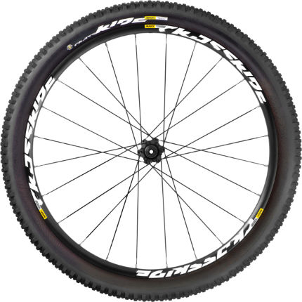 "Mavic Crossride Quest 27,5"" Hinterrad (WTS, Tubeless)"