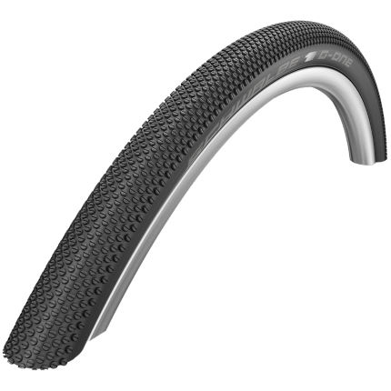 Schwalbe G-One Evo MicroSkin TL-Easy Folding Road Tyre