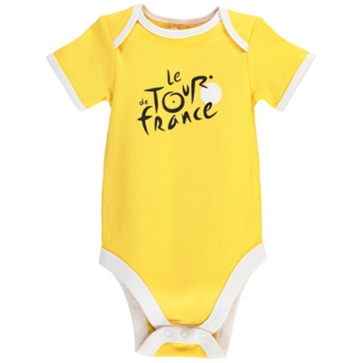 Body Bébé Tour de France (jaune) - 3 Months Jaune T-shirts