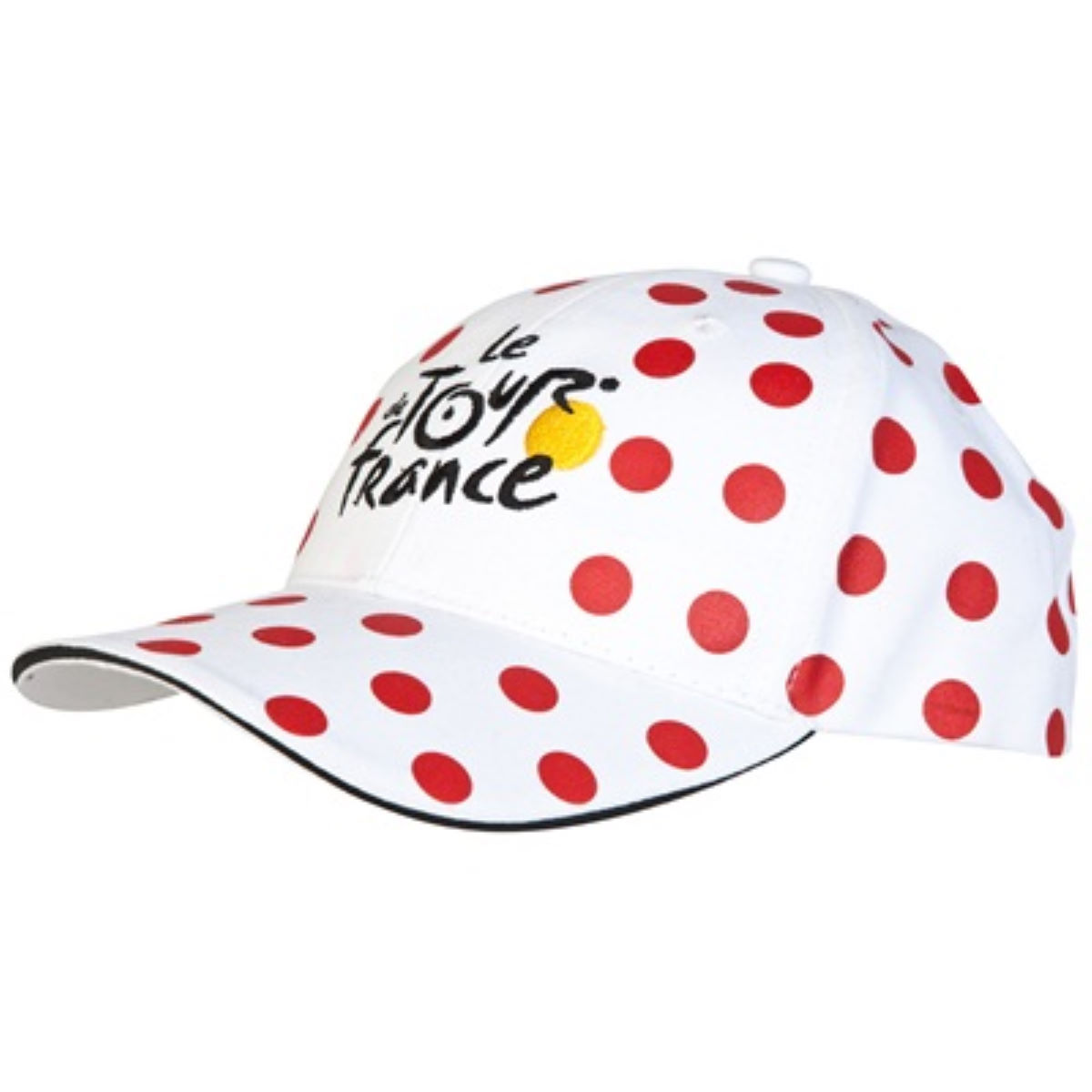 Casquette vélo Tour de France Fan - One Size Jaune