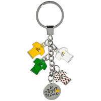 Tour de France - Metal Souvenir Keyring