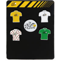 Tour de France Set of Pins (Pack of 5)