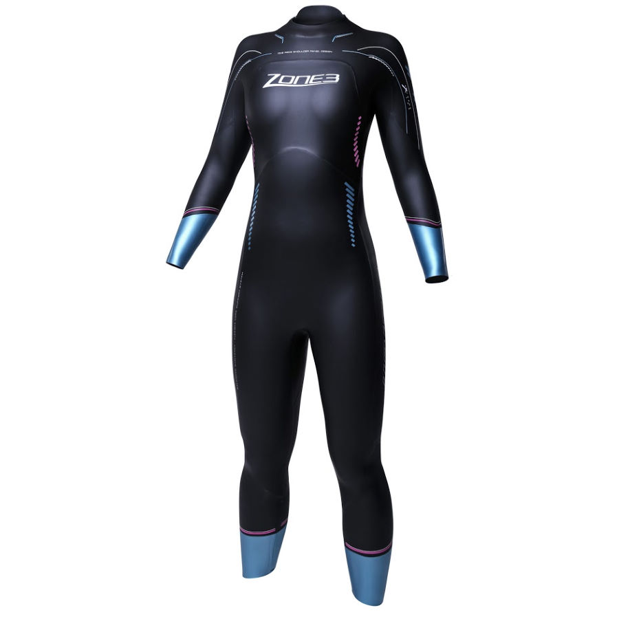 Wiggle | Zone3 Women's Vision Wetsuit | Wetsuits