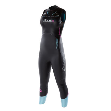 Zone3 Women's Sleeveless Vision Wetsuit