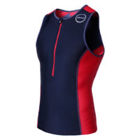 Zone3 Mens Aquaflo Plus Tri Top (2016)