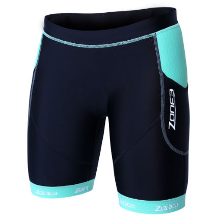 Zone3 Aquaflo Plus Triathlonshorts Frauen