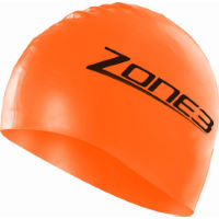 Zone3 Silicone Swimming Cap