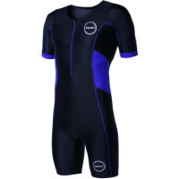 Zone3 Mens Activate Short Sleeve Tri Suit Exclusive