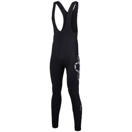 dhb Flashlight Termiske bib-tights - Herre